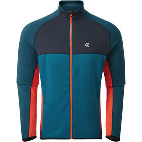 Dare 2b Riform II Core Stretch Jacke Herren majolica blue/outerspace blue/trail blaze